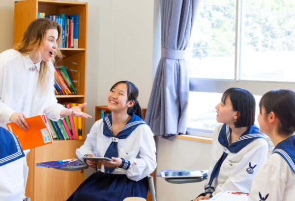 聖和学院の国際教育